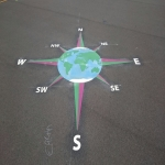 Maths Playground Floor Designs in Devon 4
